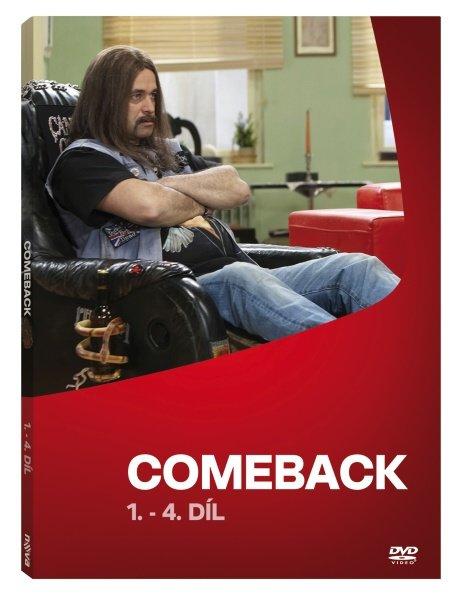 Comeback - 1. série - 1.-4. díl (DVD)