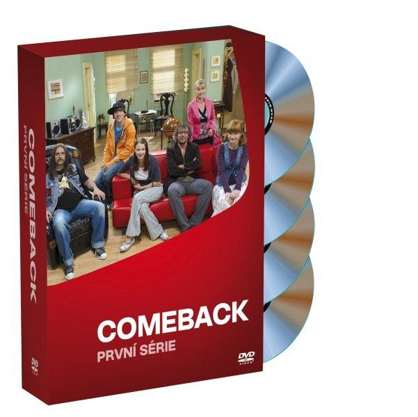Comeback - 1. série (4 DVD)