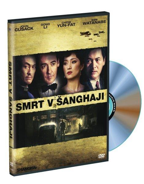 Smrt v Šanghaji (DVD)
