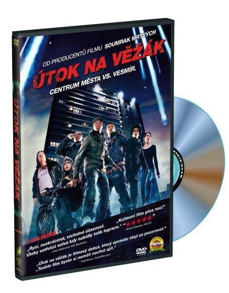Útok na věžák (DVD)