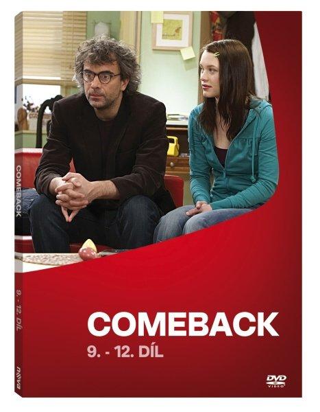 Comeback - 1. série - 9.-12. díl (DVD)