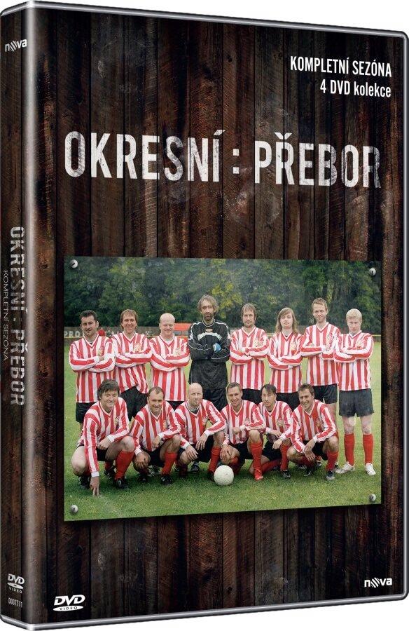 Okresní přebor - 1. sezóna - 4 DVD
