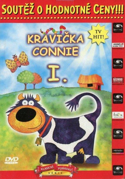 Kravička Connie kolekce 1-4 (4 DVD) (papírový obal)