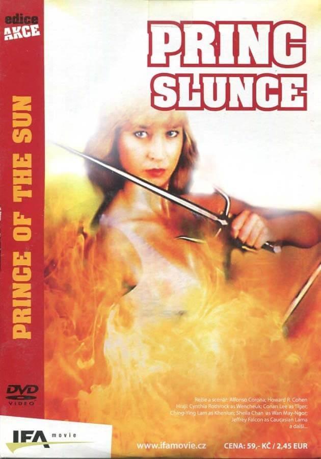 Princ slunce (DVD) (papírový obal)