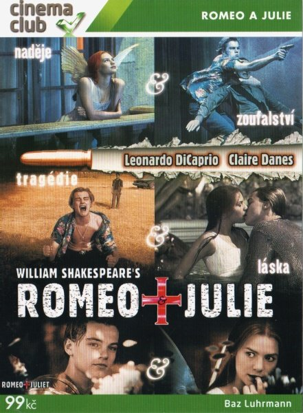 shakespeares romeo and juliet and baz lurhmanns To assess baz luhrmann's use of setting in his film, romeo + juliet, we can begin by contrasting the film with the play as it was originally performed in the 16th-century theatre the key difference between the manner in which the film and the play deal with location is that the film is primarily an.