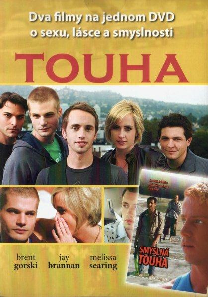 Touha / Smyslná touha (DVD) (papírový obal)