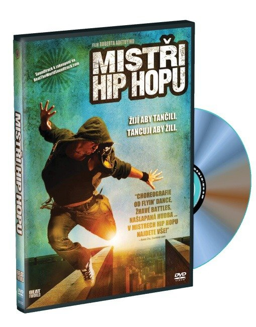 Mistři hip hopu (DVD)