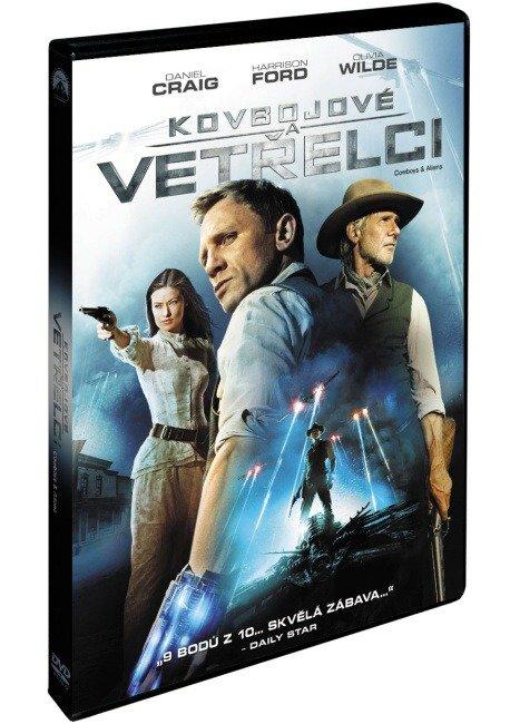 Kovbojové a vetřelci (DVD)