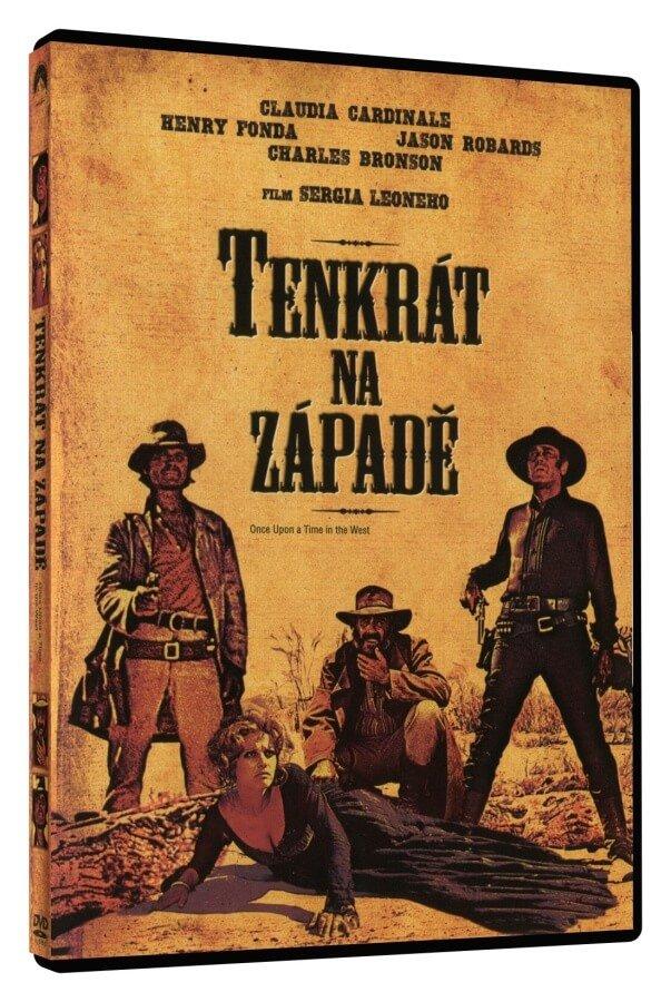 Tenkrát na západě (DVD)