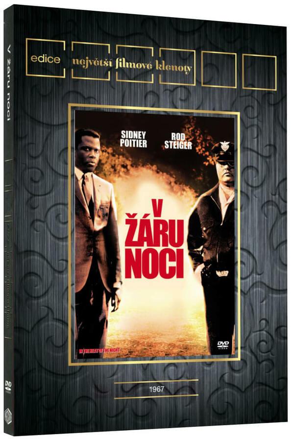 V žáru noci (DVD) - edice Filmové klenoty