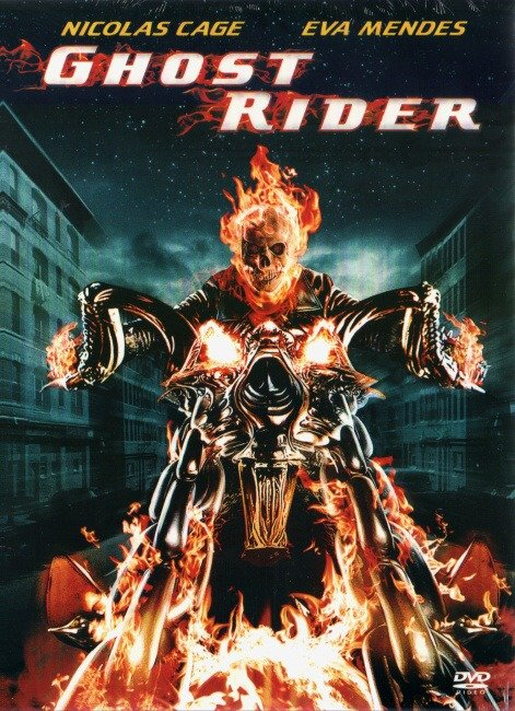 Ghost Rider (DVD) - digipack