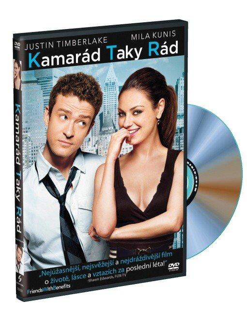 Kamarád taky rád (DVD)