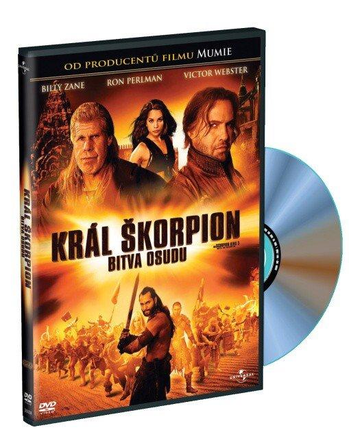 Král Škorpion - Bitva osudu (DVD)