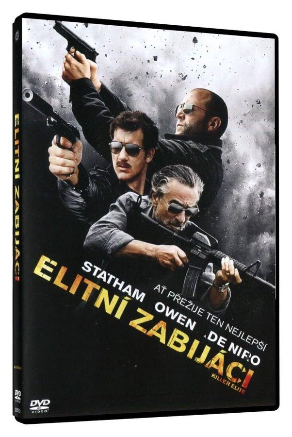 Elitní zabijáci (DVD)