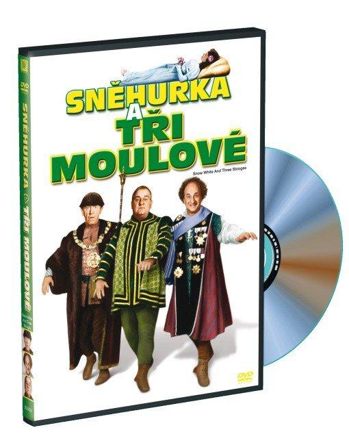 Sněhurka a tři moulové (DVD)