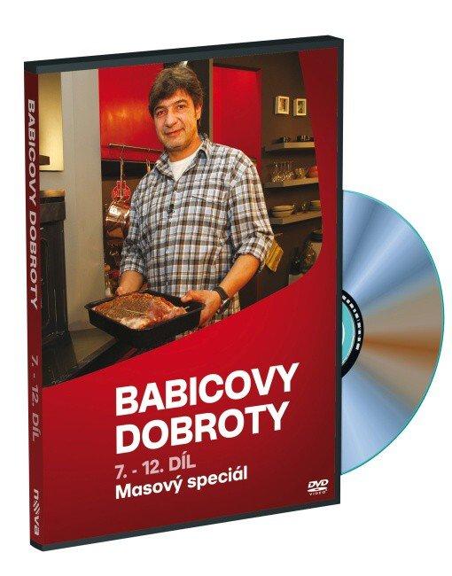 Babicovy dobroty - Masový speciál (DVD)