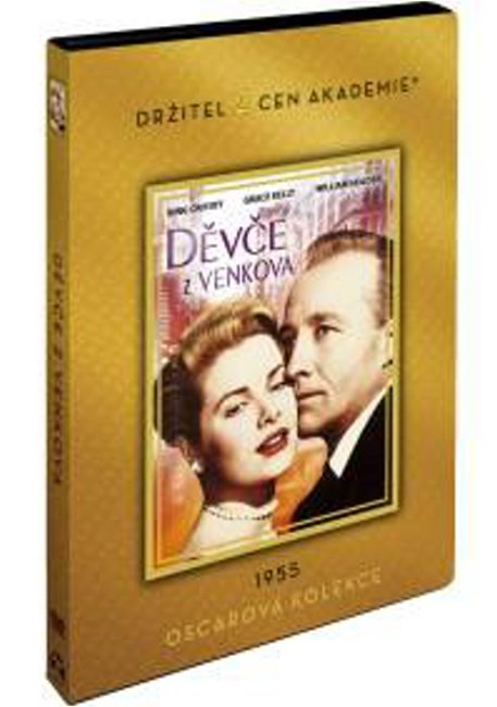 Děvče z venkova (DVD) (pouze s českými titulky)