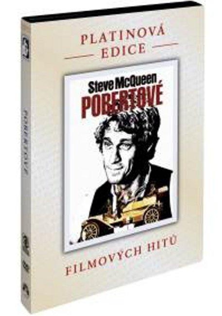 Pobertové (Steve McQueen) (DVD) (pouze s českými titulky)