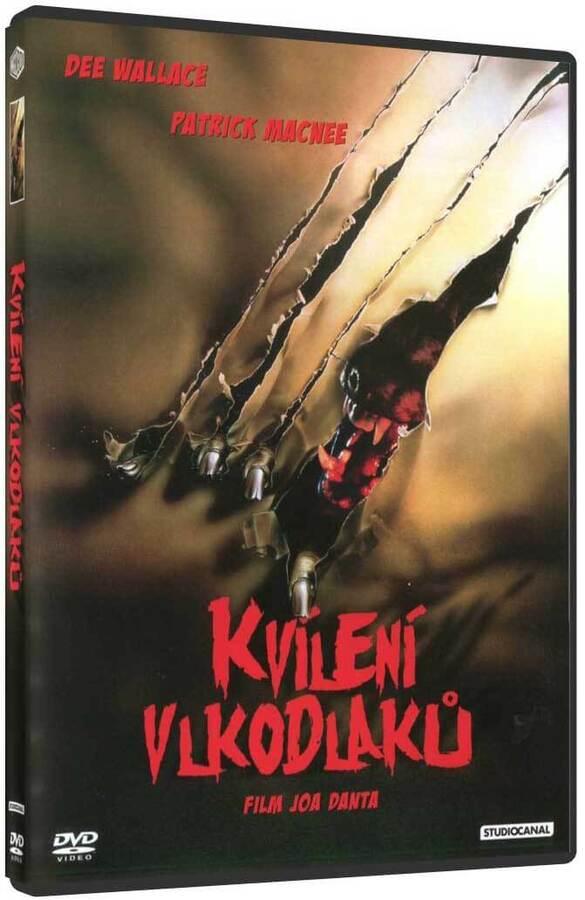 Kvílení vlkodlaků (DVD)