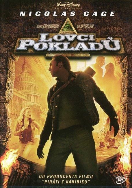 Lovci pokladů (DVD)