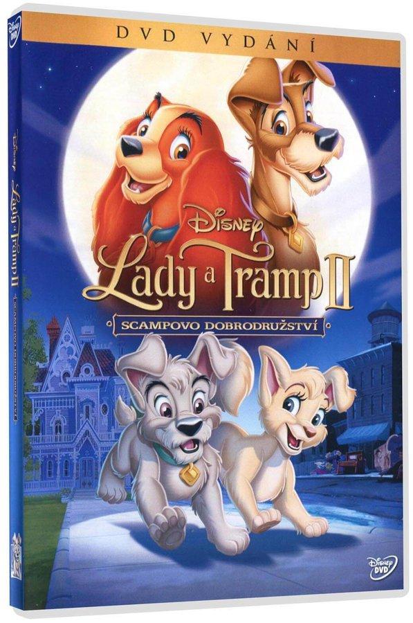 Lady a Tramp 2: Scampova dobrodružství (DVD)