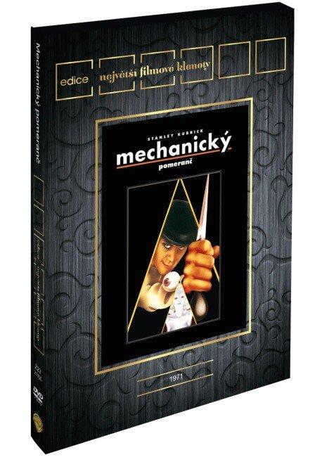 Mechanický pomeranč (DVD) - edice filmové klenoty - české titulky