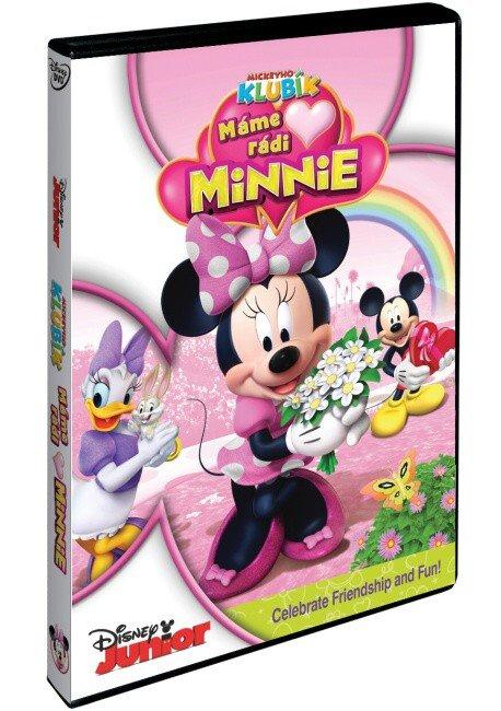 Mickeyho klubík: Máme rádi Minnie (DVD)
