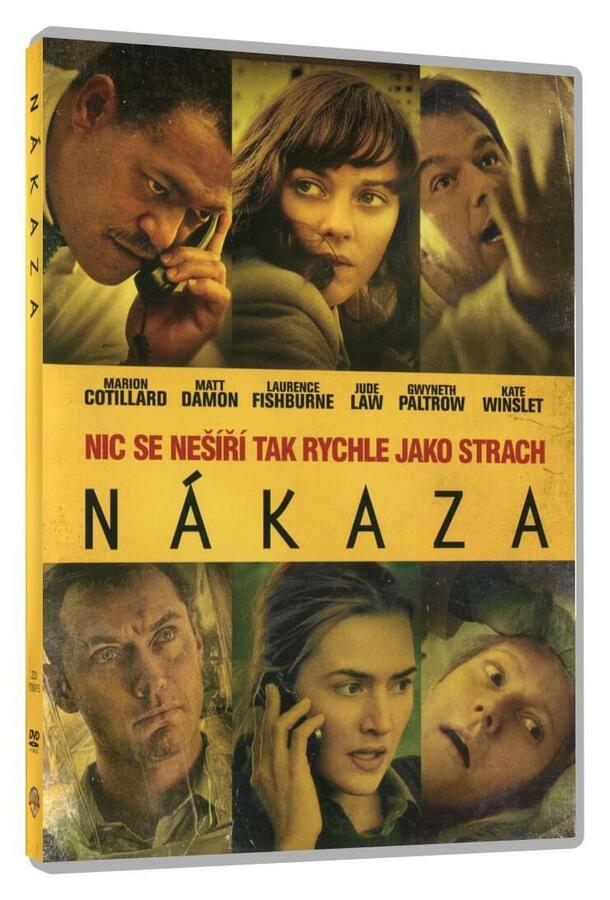 Nákaza (DVD)