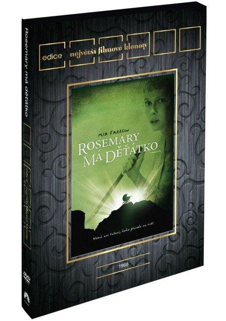 Rosemary má děťátko (DVD) - edice filmové klenoty