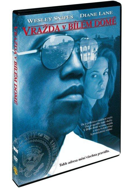 Vražda v Bílém domě (DVD)