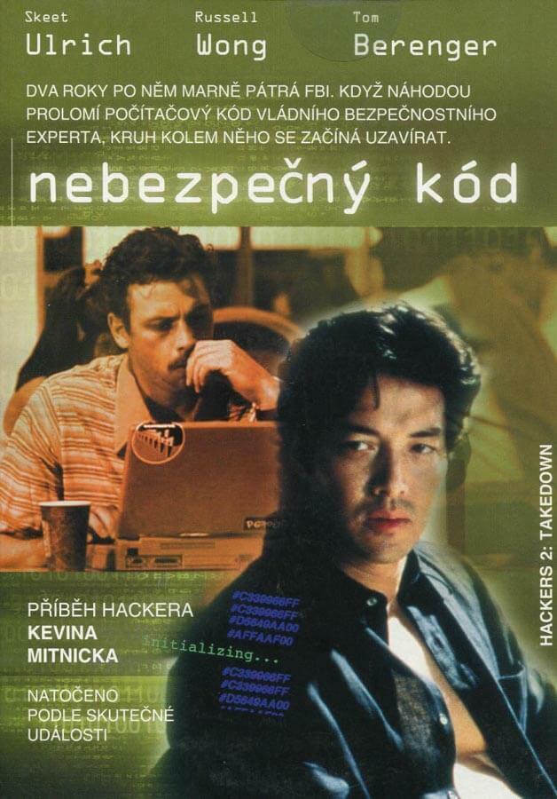 Nebezpečný kód (DVD) (papírový obal)