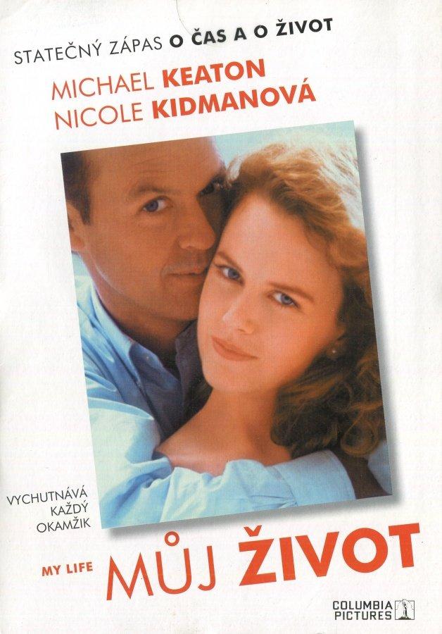 Můj život (DVD) (papírový obal)