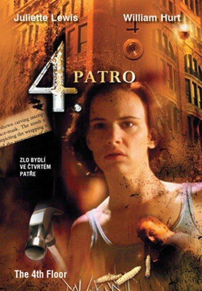 4. patro (DVD) (papírový obal)