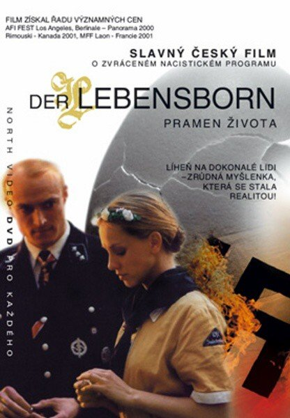 Der Lebensborn - Pramen života (DVD) (papírový obal)