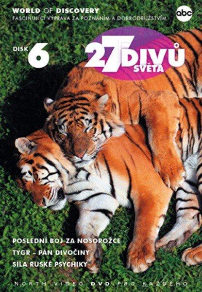 27 divů světa 06 (DVD) (papírový obal)