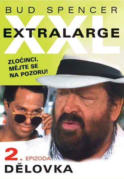 Extralarge 2: Dělovka (DVD) (papírový obal)