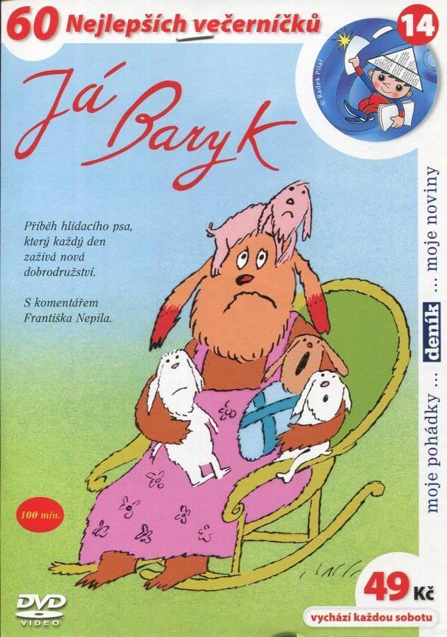 Já Baryk (DVD) (papírový obal)