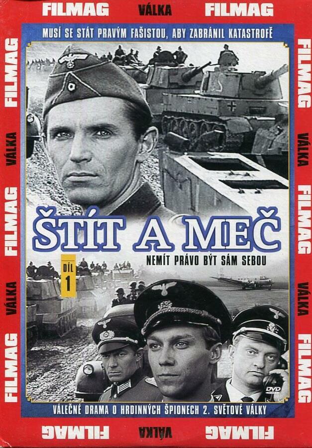 Štít a meč - 1. díl (DVD) (papírový obal)