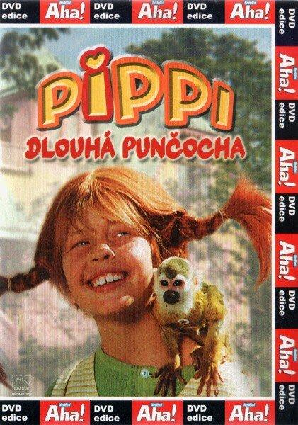 Pippi dlouhá punčocha - FILM (DVD) (papírový obal)