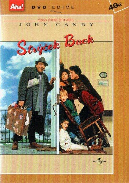 Strýček Buck (DVD) (papírový obal)