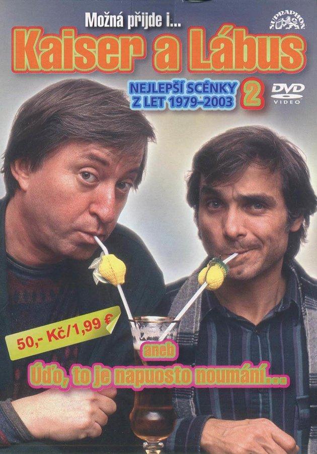 Možná přijde i… Kaiser a Lábus 2 (DVD) (papírový obal)