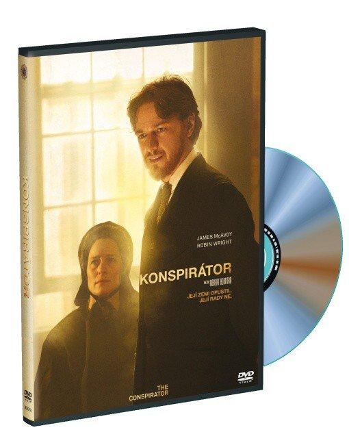 Konspirátor (DVD)