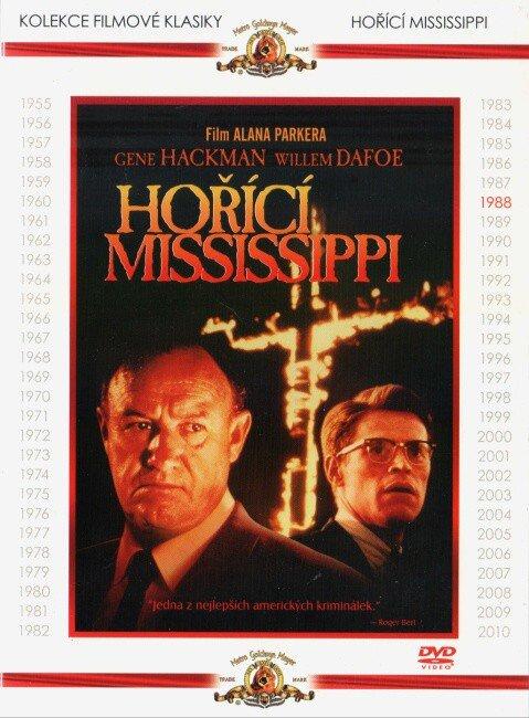 Hořící Mississippi (DVD) - kolekce filmové klasiky