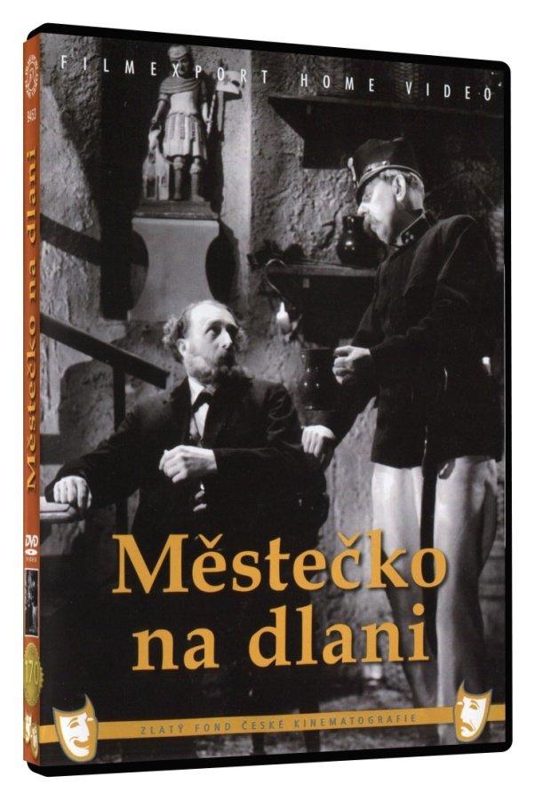 Městečko na dlani (DVD)