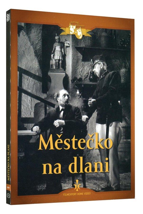 Městečko na dlani (DVD) - digipack