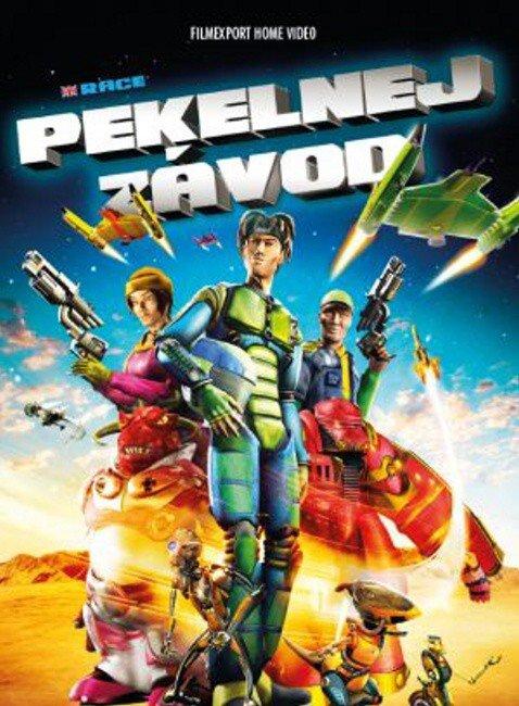 Pekelnej závod (DVD)