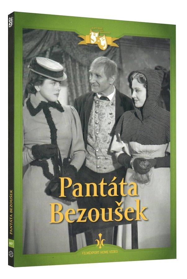 Pantáta Bezoušek (DVD) - digipack