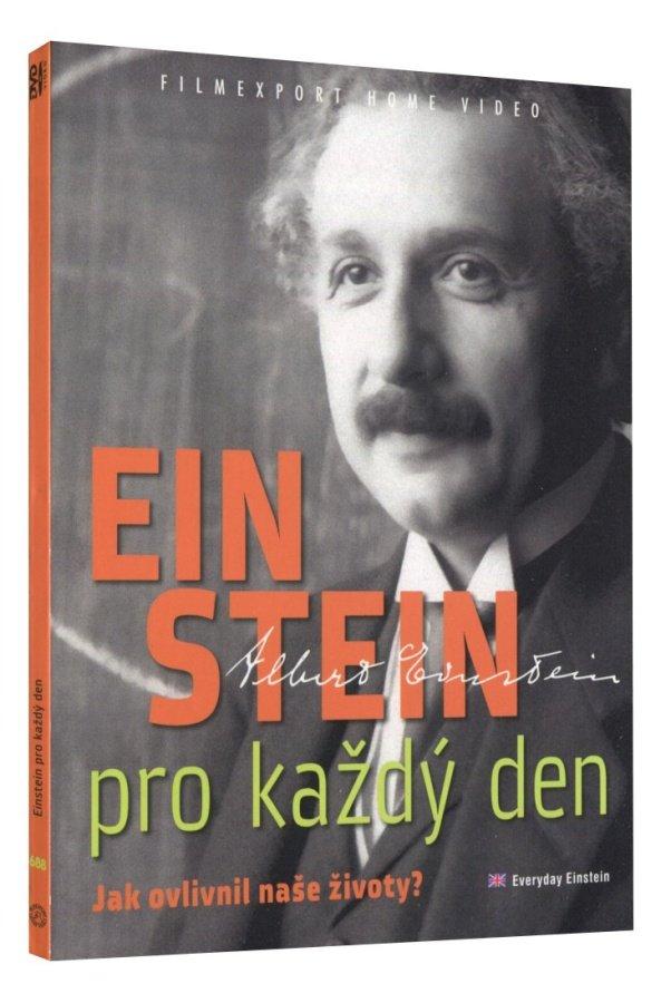 Einstein pro každý den (DVD)