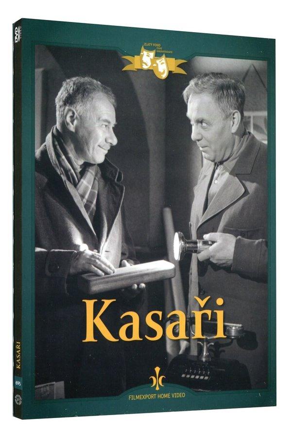 Kasaři (DVD) - digipack