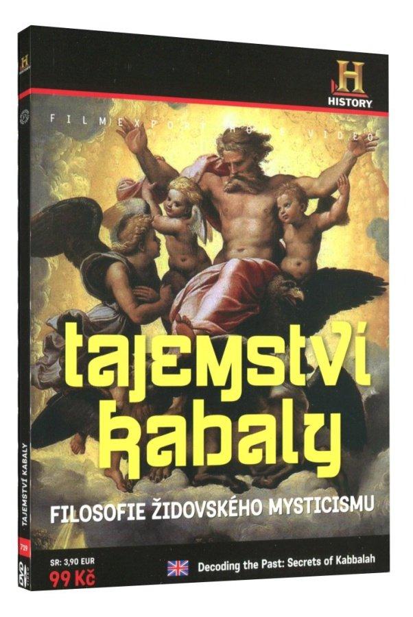 Tajemství kabaly (DVD)